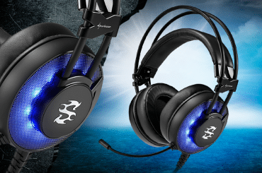 Review Headset SGH2 Sharkoon