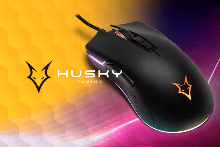 Review Mouse Husky Avalanche