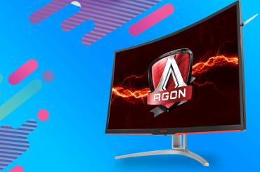 Monitor Gamer 240HZ 1MS AOC Agon