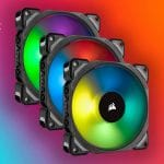 FAN ml120 rgb 150x150 - Como instalar e configurar seu FAN RGB ML120 Corsair?